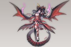 Want to discover art related to burning_godzilla? Check out inspiring examples of burning_godzilla artwork on DeviantArt, and get inspired by our community of talented artists. Anime Fantasy, Fantasy Girl, Fantasy Character Design, Character Art, Humanoid Dragon, Female Monster, Monster Girl Encyclopedia, Dark Warrior, Anime Monsters