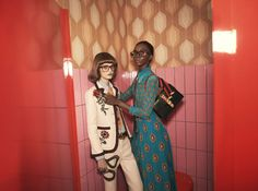Gucci Spring 2016 Campaign by Glen Luchford