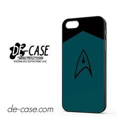 Star Trek Logo Dark Blue DEAL-9945 Apple Phonecase Cover For Iphone SE Case