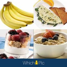 What's the #healthier option for #breakfast