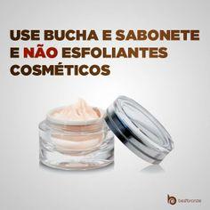 Eles podem deixar seu bronze manchado!  Mais dicas: www.bestbronze.com.br  #bestbronze #dicas