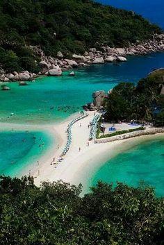 Koh Nang Yuan Island Info Samui http://islandinfokohsamui.com/
