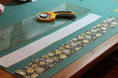 Sew Your Own Camera Strap - Tutorial
