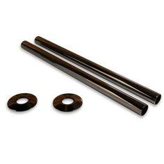 Black Nickel Sleeving Kit 300mm (Pair)
