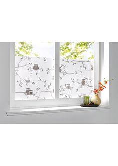 Commandez maintenant Sticker brise-vue pour fenêtre Chouette blanc - bpc living à partir de 9,99 ? sur bonprix.fr. Dans la salle de bain, la cuisine ou la ...