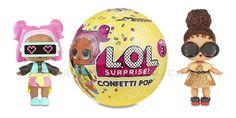 Vinci gratis una sfera L.O.L. Surprise! Confetti Pop - http://www.omaggiomania.com/contest/vinci-sfera-l-o-l-surprise-confetti-pop/