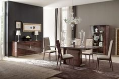 Eva Dining Room Collection by ALF+DA FRE