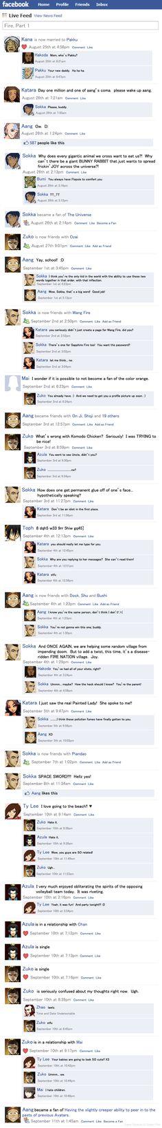 Avatar Facebook Fire Part 1 by Golden-Flute.deviantart.com