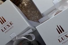 #luxury #giftideas by #luxeprovence #madeinfrance