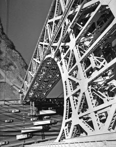 Top 10 Secrets of the George Washington Bridge Connecting NYC and New Jersey - Page 4 of 10 - Untapped New York Fort Lee, Washington Heights, By Any Means Necessary, Hudson River, George Washington Bridge, Concrete Jungle, Street Photographers, Monochrome Photography, Sydney Harbour Bridge