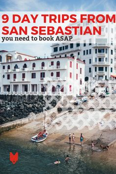 We love San Sebastian, but it's always nice to escape the busy city for a day or two. These day trips from San Sebastian are calling your name. Spain Travel, Us Travel, Travel Guide, Spanish Culture, Places In Europe, Basque Country, Plan Your Trip, Old Town, Day Trips