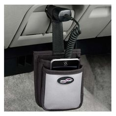 Reclaim your cup holder with a Charger Caddy.