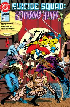 Suicide Squad Bronze Tiger, Katana,and Manhunter fight Yakuza and Cats Eye Comic Book Characters, Marvel Characters, Comic Character, Comic Books Art, Comic Art, Horror Comics, Fun Comics, Marvel Dc Comics, Brother Voodoo