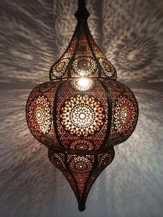 Orientalische Indische Deckenlampe Malha in Home, Furniture & DIY, Lighting, Ceiling Lights & Chandeliers | eBay