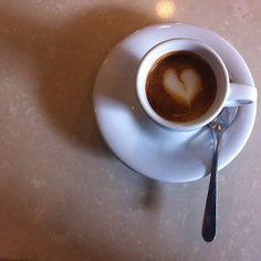 "#italiancoffeesecret #piaschenk @igersn @lamartinera @ Bar Tabacchi ""XXI Secolo""  Cuore & Caffè"