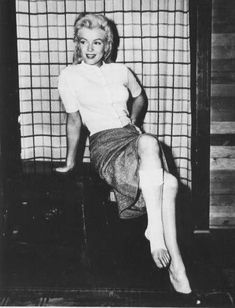 17/08/1953 Canada Marilyn à l'hôtel - Divine Marilyn Monroe