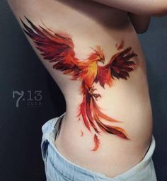 Rise From the Flames: 57 Beauty of Phoenix Tattoo Designs and Ideas 46 The Beau. - Rise From the Flames: 57 Beauty of Phoenix Tattoo Designs and Ideas 46 The Beauty of Phoenix Tatto - Rose Tattoos, Body Art Tattoos, Small Tattoos, Girl Tattoos, Sleeve Tattoos, Tattoos For Women, Tatoos, Tattoo Sleeves, Tattoo Drawings