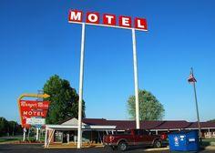 "Photo: "" Munger Moss Motel "" in Lebanon Missouri  "" Route 66 on My Mind "" http://route66jp.info Route 66 blog ; http://2441.blog54.fc2.com https://www.facebook.com/groups/529713950495809/"