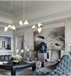 Bec Brittain Seed 04 Chandelier Specification: This stunning bec brittain seed 04 Chandelier was inspired by roll & hill.