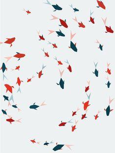 Teppichmuster von Pixtil by Pixtil, via Behance - Graphic Design - Desing Pattern Art, Pattern Design, Red Pattern, Textures Patterns, Print Patterns, Geometric Circle, Geometric Animal, Geometric Art, Geometric Origami