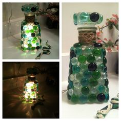 Items similar to 1800 Tequila Up-Cycled Liquor Bottle Lamp on Etsy Tequila Bottles, Liquor Bottles, Fun Crafts, Arts And Crafts, Colored Mason Jars, Mason Jar Lamp, Bottle Crafts, Pretty Cool, Upcycle