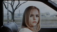 Christina Ricci: Buffalo '66. I might have to watch this again today!