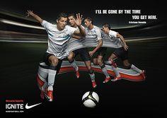 Cristiano Ronaldo - Nike Football
