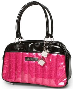 Lux De Ville - Sin City Motor Totes Pink Sparkle  I have this one and Love Love it!!