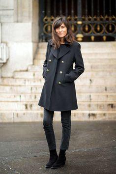 Parisienne: MILITARY COAT