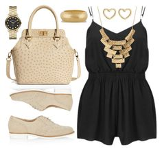 NoTitle #13 by amra-sarajlic on Polyvore featuring polyvore, fashion, style, MINKPINK, Monsoon, Brooks Brothers, Marc by Marc Jacobs, Kenneth Jay Lane and Charlotte Russe
