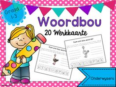 Grade R Worksheets, Shape Worksheets For Preschool, Speech Language Therapy, Speech And Language, Afrikaans Language, Handwriting Practice Sheets, Teaching Aids, School Posters, School Readiness