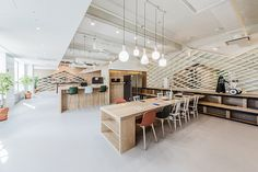 aworks adds garble house structure to samsung's shareXperience lab in seoul