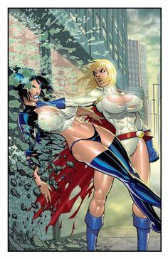 Powergirl  ®