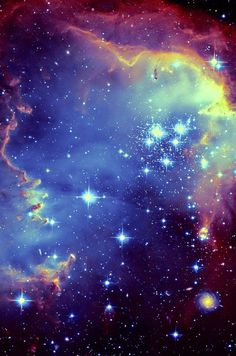 Trifid Nebula  breath-taking art of the universe, created and beautifully designed by a very loving God. Description from pinterest.com. I searched for this on bing.com/images