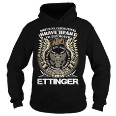Awesome Tee ETTINGER Last Name, Surname TShirt v1 T shirts