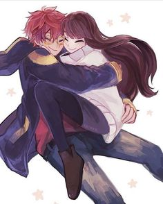 Cute photo calls for Justyce to ruin it...But I can't fuck up my nails, so ima pick it up with chopsticks *dis dick!!*  Love me pls • (Credit to owner) #seven #saeyoung #mysticmessenger