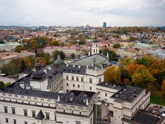 Discovering Vilnius, Lithuania (It's Cooler Than You Probably Think!)