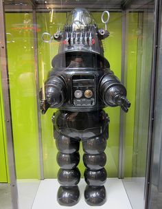 Forbidden Planet - Robby the Robot