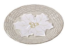 Holiday Design Embroidered and Cutwork Flower Doily Coaster, Set of 4 (ivory) ** Hurry! Check out this great product : Kitchen Utensils and Gadgets