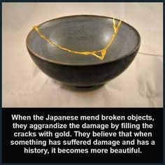 Japanese Broken Pottery, Culture Travel, Pop Culture, Did You Know Facts, Fact Of The Day, Kintsugi, Interesting History, Japanese Art, Serving Bowls