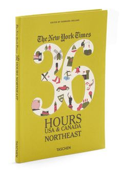 The New York Times 36 Hours - Northeast, #ModCloth