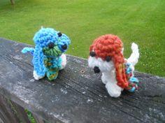 How To Do Crochet, Quick Crochet, Single Crochet Decrease, Dog Ornaments, Tin Gifts, Crochet Blanket Patterns, Yarn Needle, Stuffed Toys Patterns, Crochet Hooks