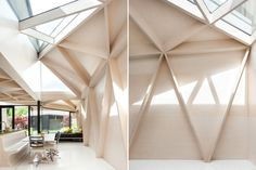 Scale Of Ply, noji architects_dublin