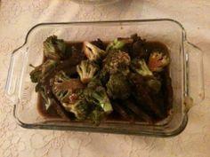 Beef Brocolli  Cauliflower