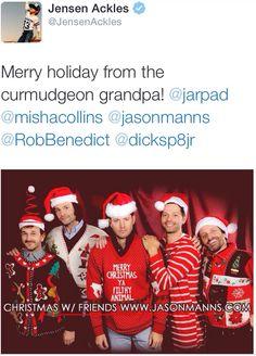 11/21/14 tweet from Jensen.