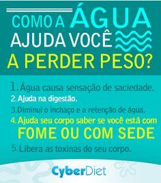 Você sabia? http://maisequilibrio.com.br/nutricao/a-agua-pode-te-ajudar-a-emagrecer-2-1-1-688.html
