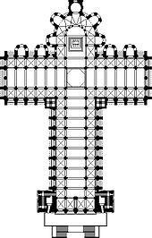planta de la catedral de Santiago de Compostela
