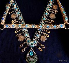 Available custom set by Arabian Fancy Tack