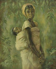 Auktionshaus Rütten - URSZENYI-BREZNAY, Helene. 1906 Orsova - 1988 Britisch West Afrika. - Postendetails