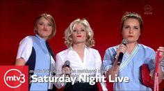 Me ollaan ne!   Saturday Night Live   MTV3 #SNLSuomi
